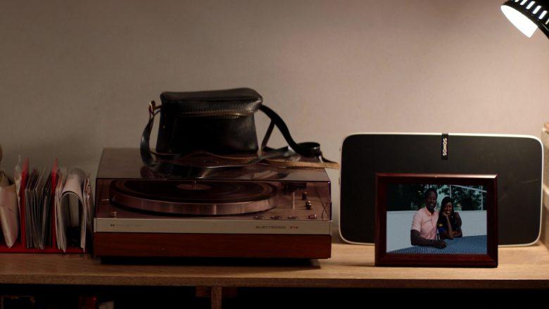 Sonos Smart Wireless Speaker in God Friended Me Season 2 Episode 12 BFF (2020)