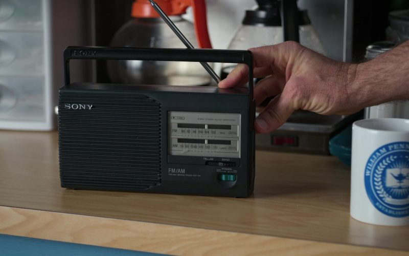 Sony AM-FM Radio in Schooled Season 2 Episode 11 FeMellor (2020)