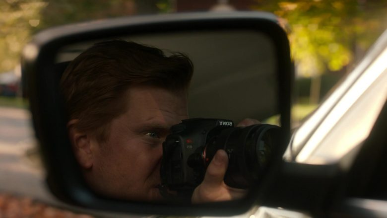 Sony Camera Used by Dash Mihok as Bunchy in Ray Donovan Season 7 Episode 9 Bugs