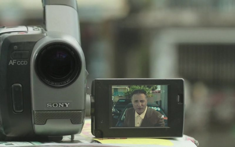 Sony Video Camera Used by Andy Garcia in Ana (2019)