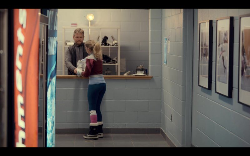 Sorel Boots Worn by Willow Shields as Serena Baker in Spinning Out Season 1 Episode 2 Welcome to the Family