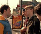 Spalding Basketball Held by Leonardo DiCaprio as Jim Carroll in The Basketball Diaries (2)