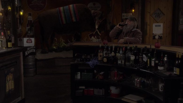 Stella Artois Beer and Kraken Rum in The Ranch Season 4 Episode 16 (2020)
