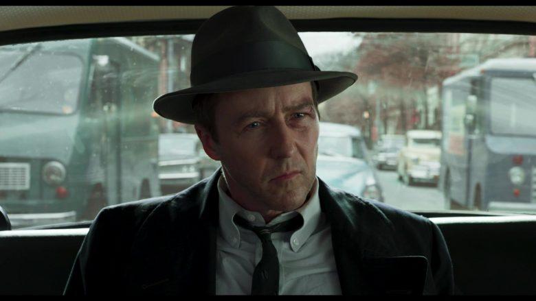 Stetson Hat Worn by Edward Norton as Lionel Essrog in Motherless Brooklyn (3)