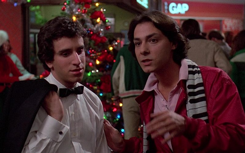The Gap Store in Fast Times at Ridgemont High (1982)