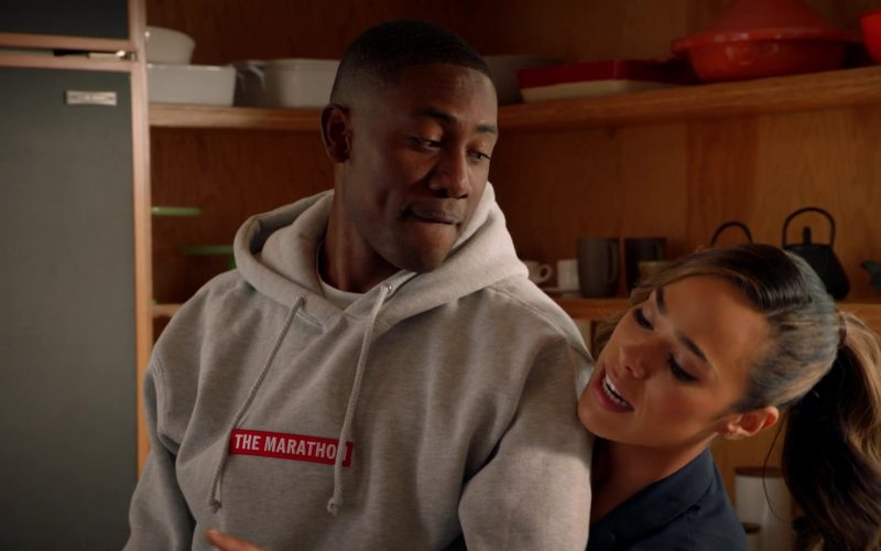 The Marathon Hoodie For Men in All Rise Season 1 Episode 12 What the Constitution Greens to Me (1)