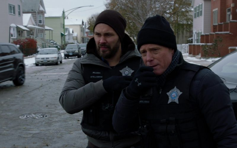 Under Armour Gloves Worn by Jason Beghe as Detective Sergeant Henry 'Han' Voight in Chicago P.D. Season 7 Episode 11 (2)