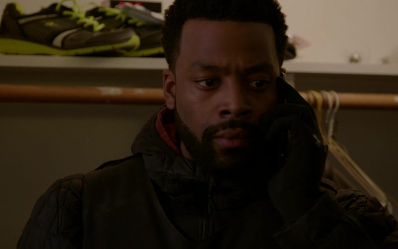 Under Armour Gloves Worn by LaRoyce Hawkins as Officer Kevin Atwater in Chicago P.D. Season 7 Episode 11 43rd and Normal (2020)
