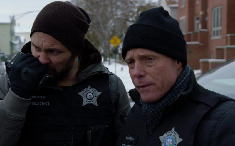 Under Armour Gloves Worn by Patrick John Flueger as Officer Adam Ruzek in Chicago P.D. Season 7 Episode 11 43rd and Normal (2020)