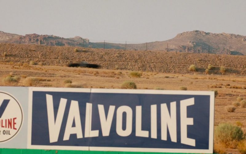 Valvoline in Ford v Ferrari (2019)