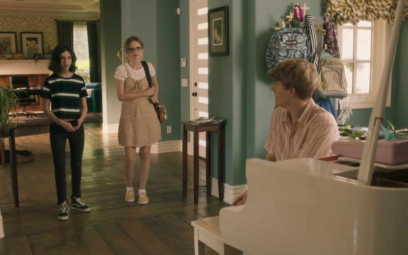 Vans Shoes Worn by Maeve Press as Genevieve in Everything's Gonna Be Okay Season 1 Episode 1 (4)