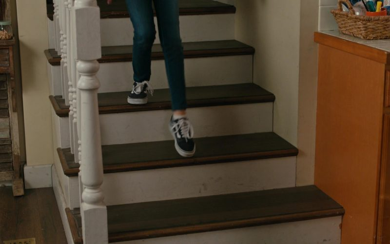 Vans Sneakers Worn by Julia Butters as Anna-Kat Otto in American Housewife Season 4 Episode 11 Wildflower Girls (2020)