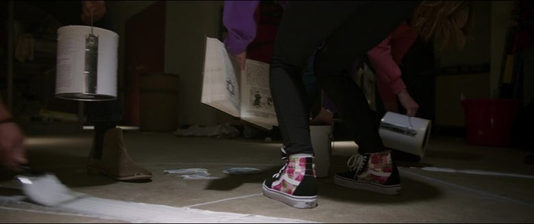 Vans Sneakers Worn by Talitha Bateman in Countdown 2019 Movie (3)