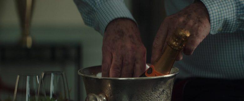 Veuve Clicquot Champagne in The Good Liar (2019) Movie