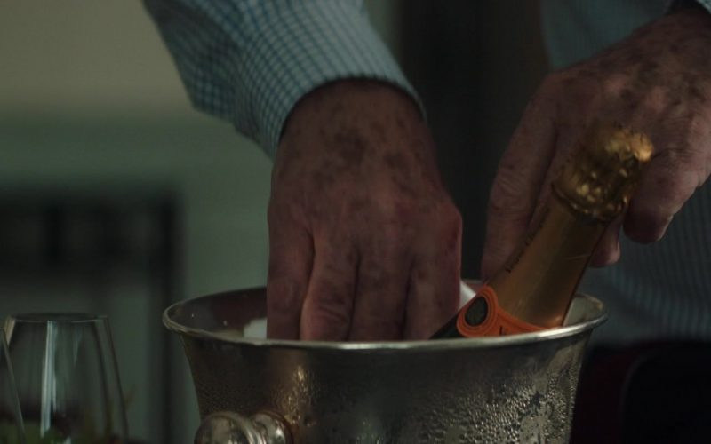 Veuve Clicquot Champagne in The Good Liar (2019)