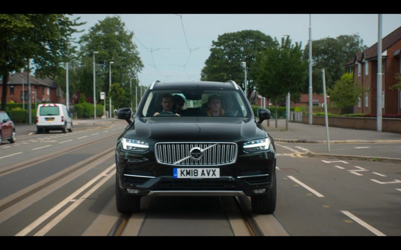 Volvo XC90 D5 Car Driven by Richard Armitage as Adam Price in The Stranger Episode 4 (1)