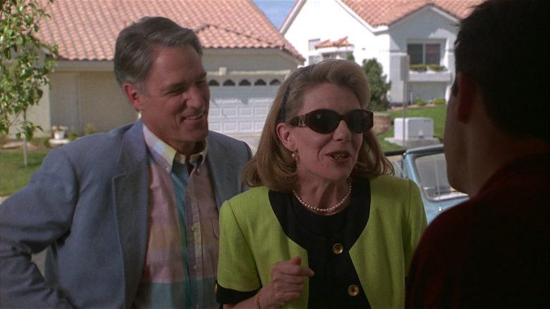 YSL Sunglasses Worn by Jill Clayburgh as Nan Whitman in Fools Rush In (1)