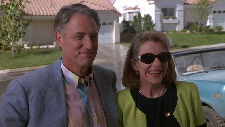 YSL Sunglasses Worn by Jill Clayburgh as Nan Whitman in Fools Rush In (3)