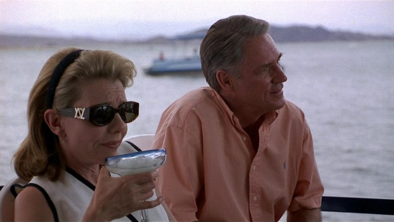 YSL Sunglasses Worn by Jill Clayburgh as Nan Whitman in Fools Rush In (5)