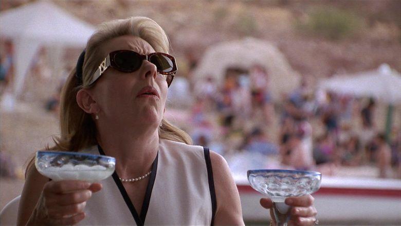 YSL Sunglasses Worn by Jill Clayburgh as Nan Whitman in Fools Rush In (7)
