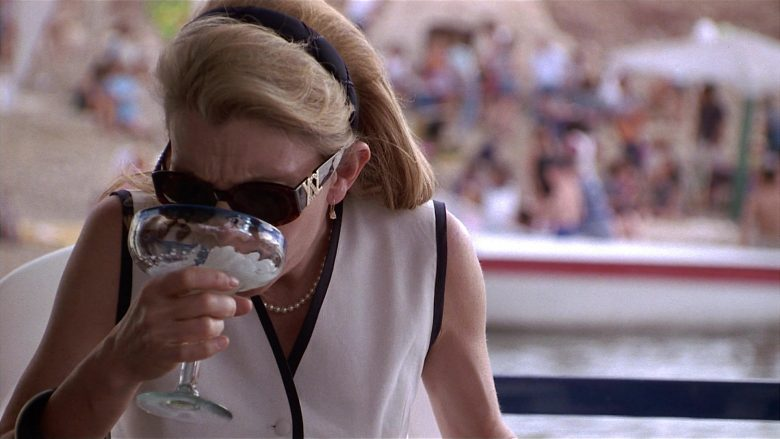 YSL Sunglasses Worn by Jill Clayburgh as Nan Whitman in Fools Rush In (8)