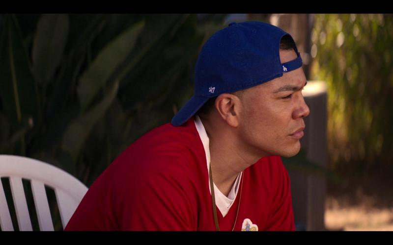'47 x Los Angeles Dodgers Blue Hat Worn by Joseph Julian Soria as Erik in Gentefied S01E07