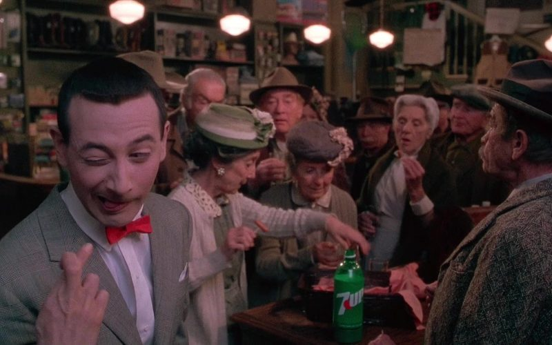 7UP Soda Bottles in Big Top Pee-wee (2)