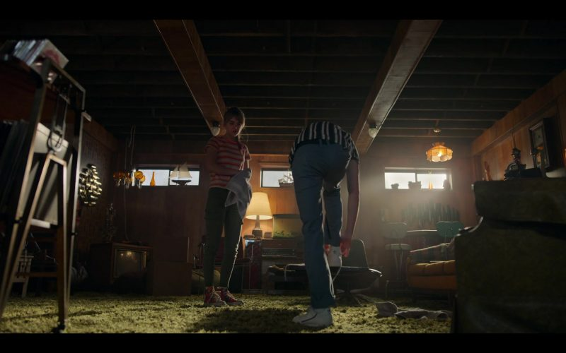 Adidas Sneakers Worn by Griffin Gluck as Gabe in Locke & Key Season 1 Episode 6 The Black Door (2020)