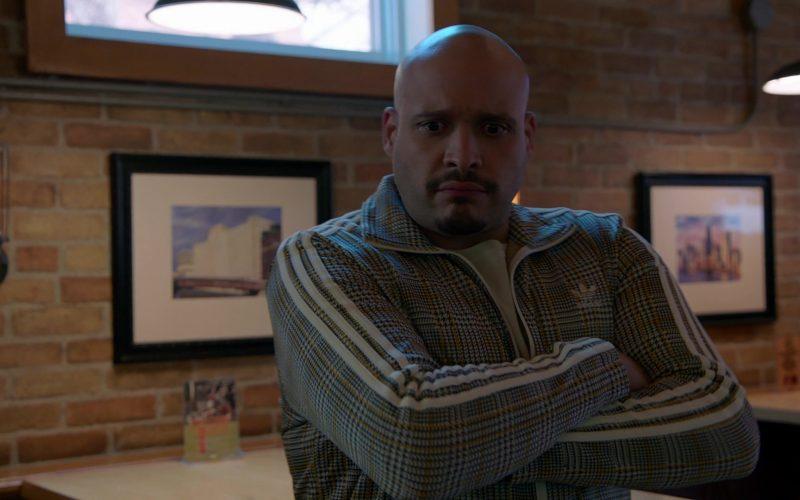 Adidas Tracksuit Worn by Joe Minoso as Joe Cruz in Chicago Fire Season 8 Episode 13 (3)