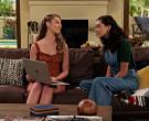 Apple MacBook Laptop Used by Bella Podaras as Brooke Bishop ...