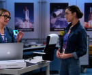 Apple MacBook Laptop Used by Chelsea Kane as Ava in The Expa...