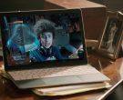 Apple MacBook Laptop in Mythic Quest: Raven's Banquet Season...