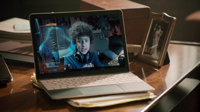 "Apple MacBook Laptop in Mythic Quest: Raven's Banquet Season 1 Episode 2 ""The Casino"" (2020) TV Show"