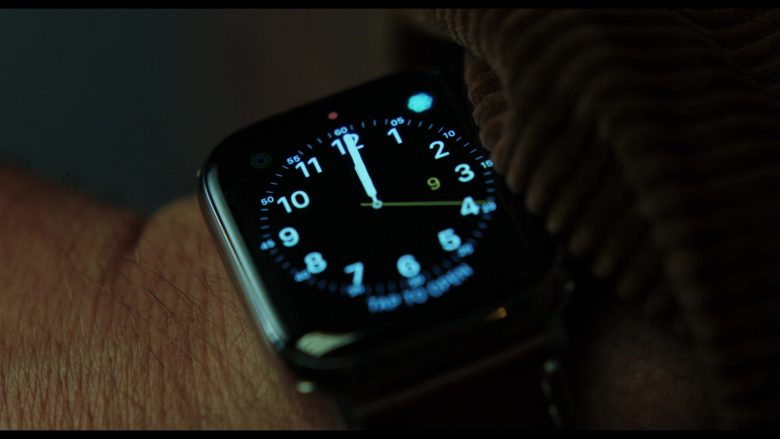 Apple Watch Used by Michael Shannon as Walter 'Walt' Thrombey in Knives Out (2019) Movie