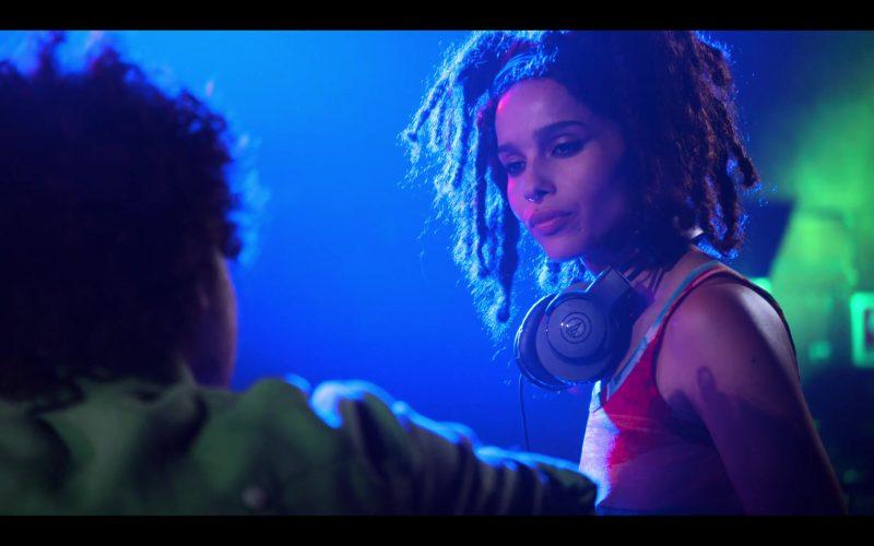 Audio-Technica Headphones Used by Zoë Kravitz as Rob in High Fidelity Season 1 Episode 1 Top Five Heartbreaks (2020)
