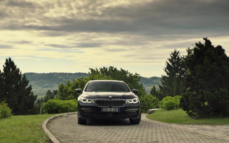 BMW Car in Strike Back S08E02 (1)