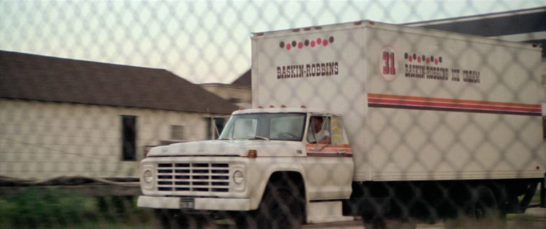 Baskin Robbins Truck in Close Encounters of the Third Kind (1977) Movie