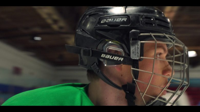 Bauer Hockey Helmet in Locke & Key Season 1 Episode 1 Welcome to Matheson (2020)