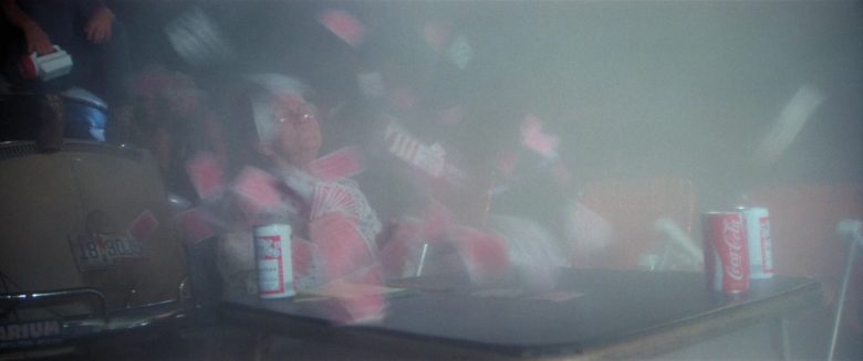 Budweiser Beer and Coca-Cola in Close Encounters of the Third Kind (1977)