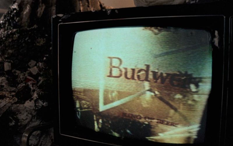 Budweiser TV Advertising in Close Encounters of the Third Kind (1)