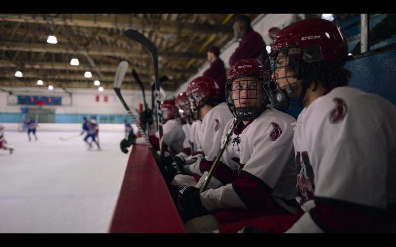 CCM Hockey Helmets in Locke & Key Season 1 Episode 3 Head Games (2020)