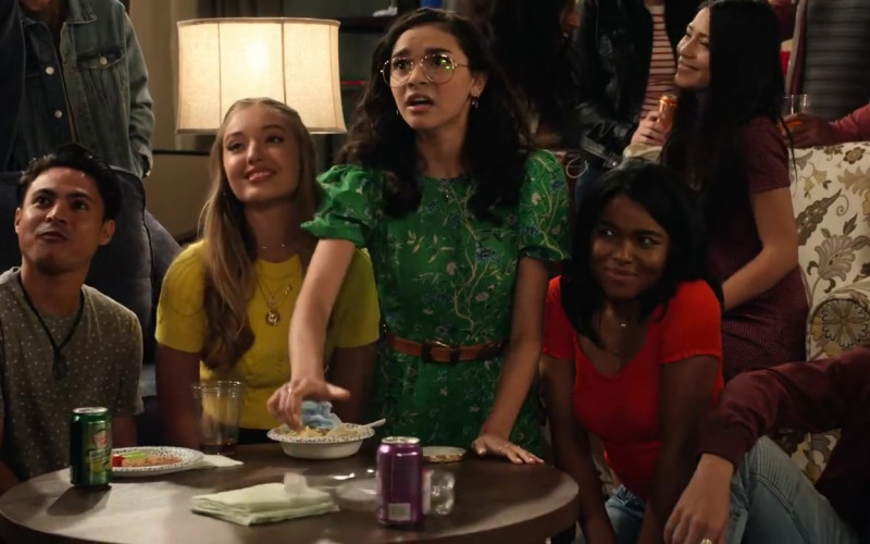 Canada Dry in The Expanding Universe of Ashley Garcia Season 1 Episode 2 Spin, Doctor (2020)