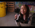 Canon Camcorder in Gentefied S01E07 Brown Love (2)