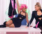 Chanel Dress Worn by Nicki Minaj in Nice to Meet Ya by Meghan Trainor 2020 (6)