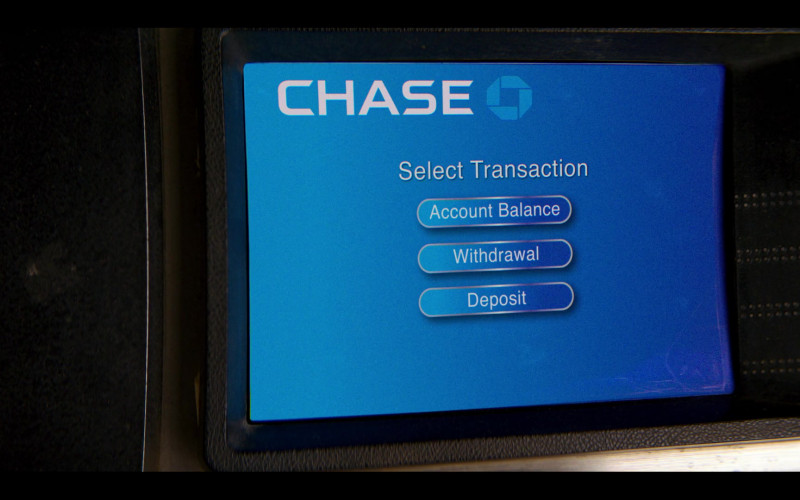 Chase Bank ATM in Gentefied S01E02 Bail Money (2020)