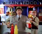 Coca-Cola Soda and McDonald's Food Enjoyed by French Stewart in Inspector Gadget 2 (1)