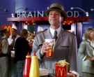 Coca-Cola Soda and McDonald's Food Enjoyed by French Stewart in Inspector Gadget 2 (2)