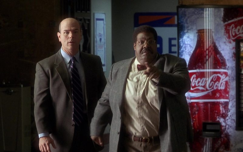 Coca-Cola Vending Machine in Nutty Professor II The Klumps (2000)