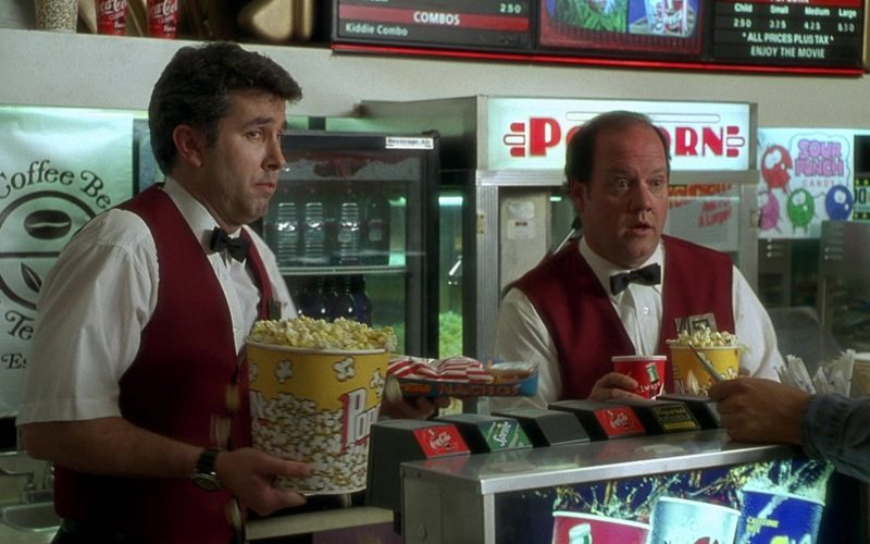 Coca-Cola and Sprite in Nutty Professor II The Klumps (2000)