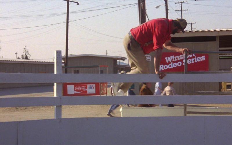 Coca-Cola in Pee-wee's Big Adventure (1)